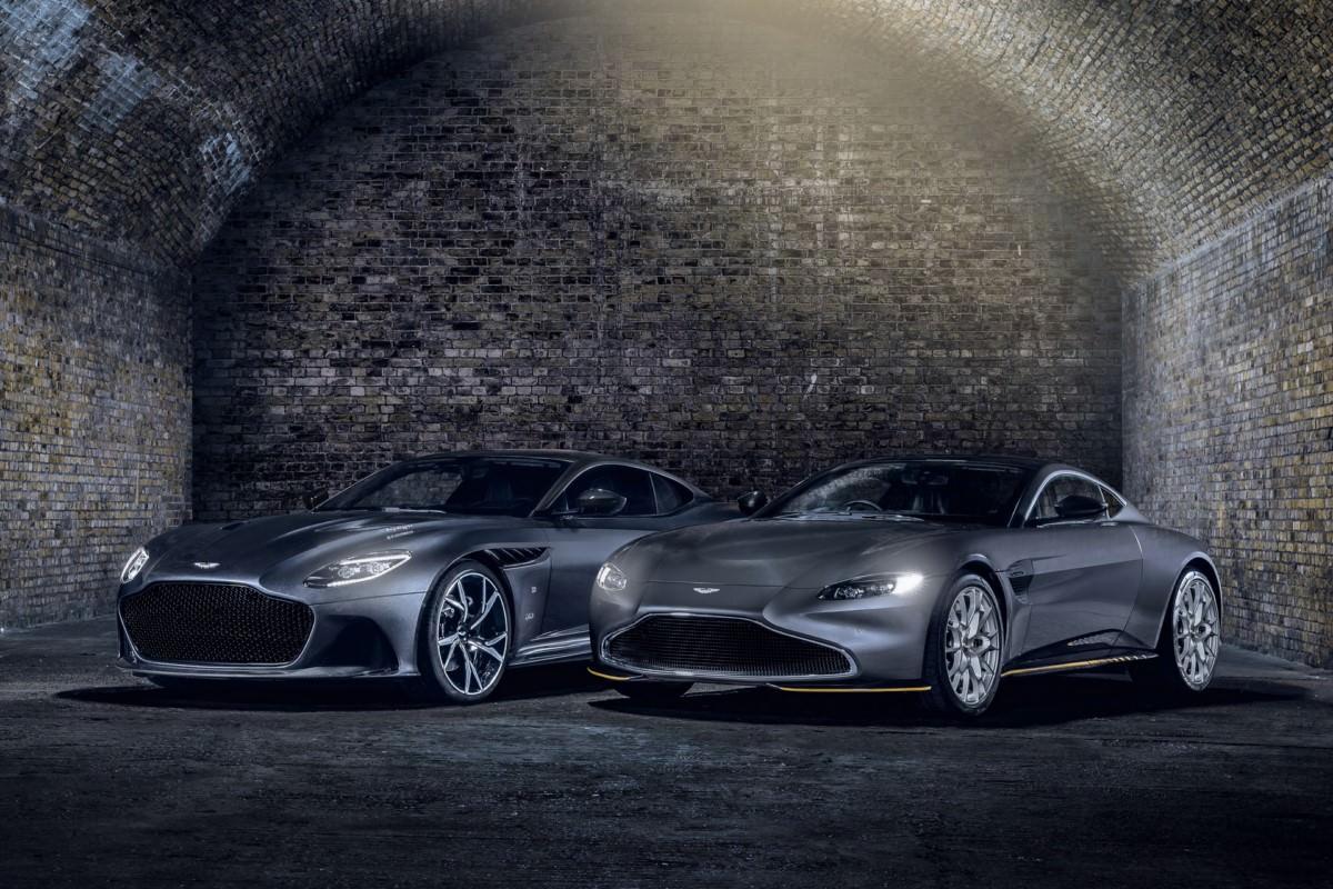 Aston Martin Vantage And Dbs Superleggera 007 Edition Revealed