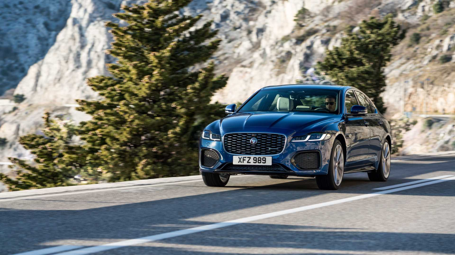 2021 Jaguar XF Is Refreshed, Targeting To Compete